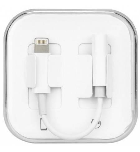 Переходник Apple Lightning to 3.5 mm Headphone Jack Adapter (without box)