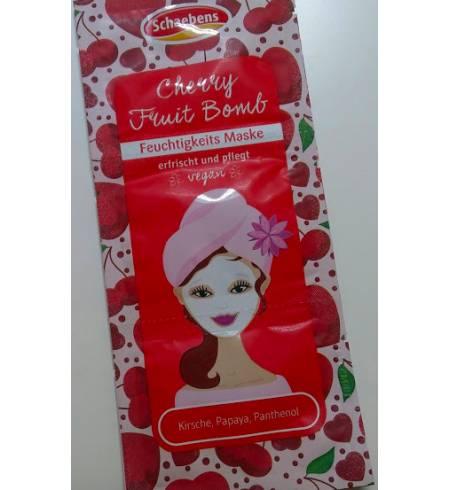 Маска для лица Cherry Fruit Bomb