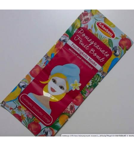 Маска для лица Schaebens Fruit Bomb