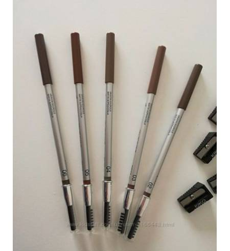 Карандаш для бровей Precision eyebrow pencil Kiko Milano