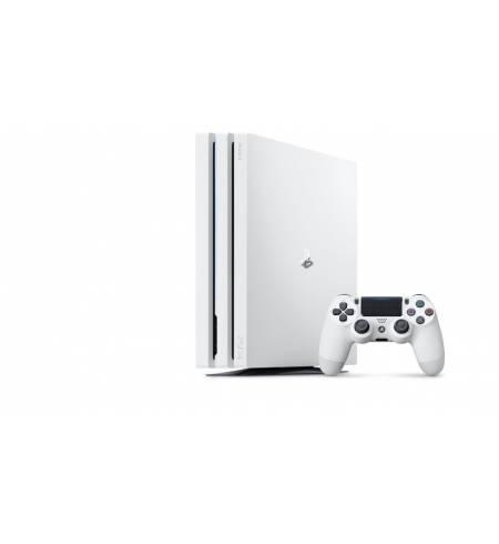 Консоль игровая SONY PS4, 1 TB, White, Pro