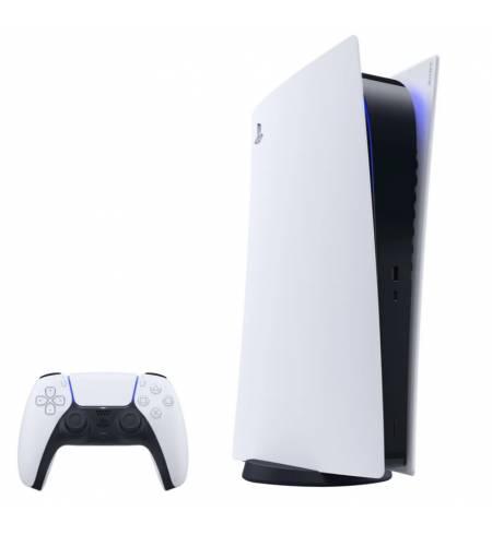 Консоль игровая SONY PS5, Digital Edition, 825GB, White