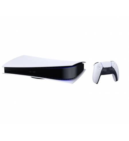 Консоль игровая SONY PS5, Ultra HD Blu-ray disc, 825GB, White