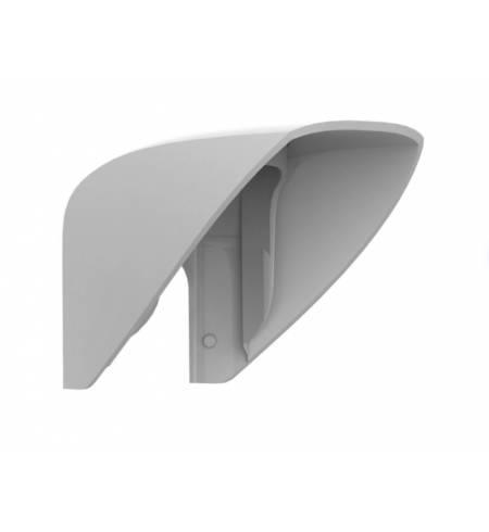 Козырек Ajax Hood для датчика движения MotionProtect Outdoor