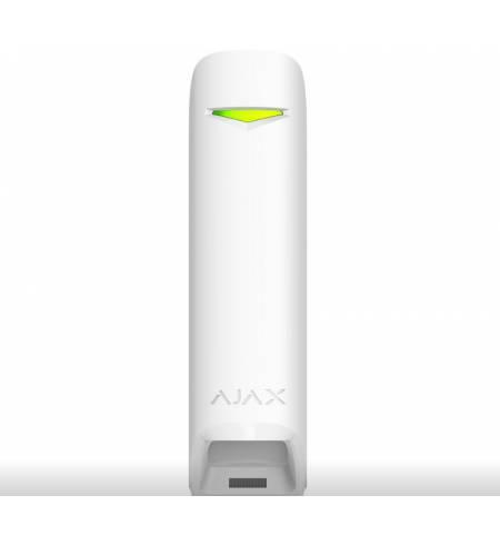 """Беспроводной датчик движения """"штора"""" Ajax MotionProtect Curtain белый"""