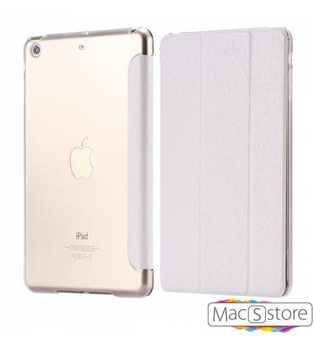 Чехол книжка белый шелк smart case для iPad mini4