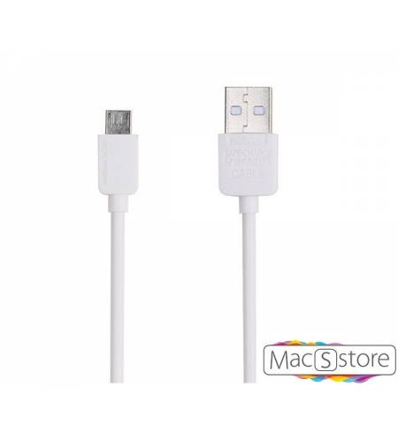 USB Cable Remax RC-006 Белый microUSB 1m